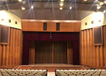 RAuaio音响系统R系列音箱进驻云南陆良县烟草公司剧场工程案例