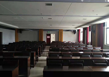 RAuaio音响系统MP系列音箱进驻江西省九江永修县公安局会议厅